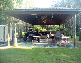 Southern Comfort Home Improvementaintenance Can Update Your Outdoor Living Area